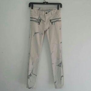ZARA Medium Rise Slim Skinny Jeans 2